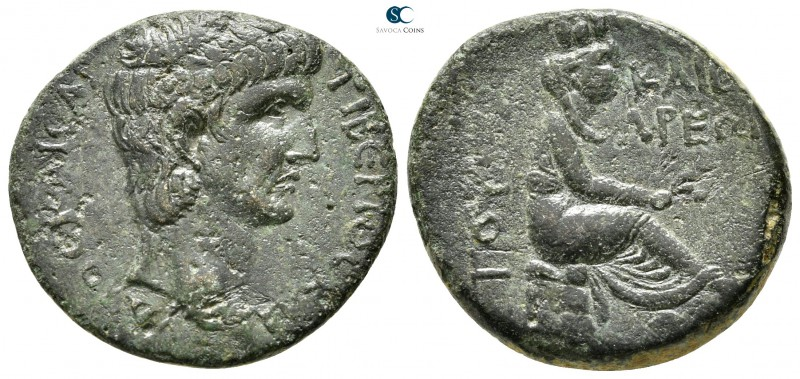 Eastern Cilicia or Northern Levant. Uncertain Caesarea. Claudius AD 41-54. 