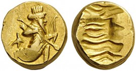 GREEK COINS   Alexander's Empire in the East   Satraps of Babylonia. Babylon . period of Stamenes through Seleukos, c. 328-311. Double Daric (Gold, 1...