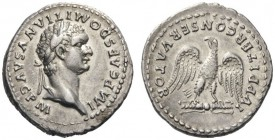 ROMAN AND BYZANTINE COINS   Domitian, 81-96. Denarius (Silver, 20mm, 3.56g 6), Rome, 82-83. IMP CAES DOMITIANVS AVG P M Lau­reate head of Domitian to...