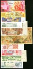 A Colorful African Selection from Algeria, Ghana, and Guinea-Bissau. Very Good to Crisp Uncirculated.   HID09801242017