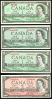 BC-37bA $1 1954 *H/Y Replacement; BC-37bA-i $1 1954 *B/M Replacement; BC-38d $2 1954; BC-45a $1 1967 Choice Crisp Uncirculated.   HID09801242017