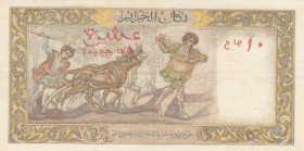 Algeria, 10 New Francs, 1959, XF, p119