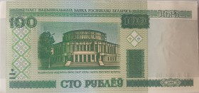 Belarus, 100 Rublei, 2000, UNC, p26a, BUNDLE