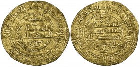 SPAIN, CASTILLA, ALFONSO VIII (AD 1158-1214) Maravedi alfonsi or Dobla, Tulaitula (Toledo), year 1232 of the Safar Era Weight: 3.61g Reference: Cayon ...