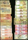 Ceylon and Sri Lanka Group Lot of 39 Examples Fine-Uncirculated.   HID09801242017