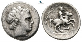 Kings of Macedon. Uncertain mint in Macedon (Amphipolis). Philip II. 359-336 BC. Posthumous issue, struck under Kassander, Philip IV, or Alexander (so...