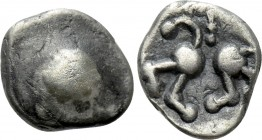 CENTRAL EUROPE. Noricum (2nd-1st centuries BC). Obol.