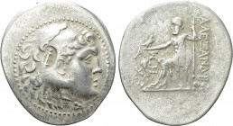 KINGS OF MACEDON. Alexander III 'the Great' (336-323 BC). Tetradrachm. Aspendos. Dated CY 27 (Circa 186/5).