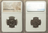 EGYPT. Alexandria. Balbinus (AD 238). BI tetradrachm (22mm, 11.39 gm, 11h). NGC VF 4/5 - 2/5. Dated Regnal Year 1 (AD 238). A K ΔEK KAI Λ BAΛBINOCEV, ...