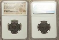 EGYPT. Alexandria. Balbinus (AD 238). BI tetradrachm (23mm, 11.85 gm, 12h). NGC XF 5/5 - 2/5. Dated Regnal Year 1 (AD 238). A K ΔEK KAI Λ BAΛBINOC EV,...