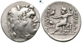 Thrace. Mesembria circa 150-125 BC. In the name and types of Alexander III of Macedon. Tetradrachm AR