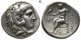 "Kings of Macedon. Ephesos. Alexander III ""the Great"" 336-323 BC. Drachm AR"