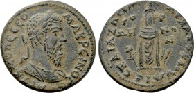LYDIA. Gordus Julia. Macrinus (217-218). Ae. Ail. Zosimou, first archon for the second time.