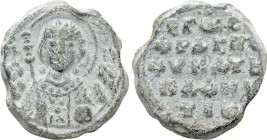 BYZANTINE LEAD SEALS. Uncertain (Circa 10th-11th centuries).