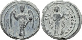 BYZANTINE LEAD SEALS. Uncertain (Circa 11th-12th centuries).