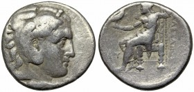 "KINGS of MACEDON. Alexander III ""The Great"". AR tetradrachm"