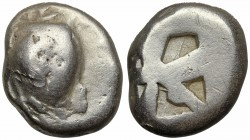 ISLANDS off ATTICA, Aegina. Circa 525-475 BC. AR Stater