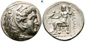 Kings of Macedon. Susa. Antigonos I Monophthalmos 320-301 BC. As Strategos of Asia, 320-306/5 BC. In the name and types of Alexander III of Macedon. S...