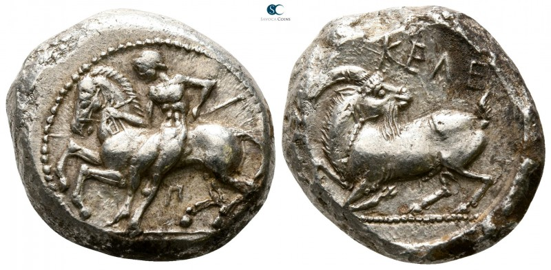 Cilicia. Kelenderis circa 430-420 BC. 