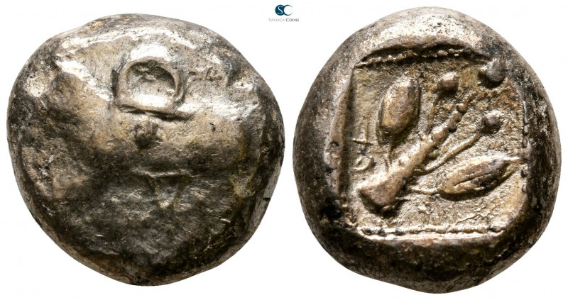 Cyprus. Uncertain mint circa 480 BC. 