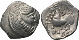 "EASTERN EUROPE. Imitations of Philip II of Macedon. Tetradrachm (3rd-2nd centuries BC). ""Mit liegendem Achter"" type. 