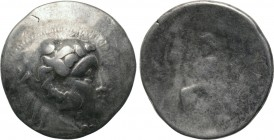EASTERN EUROPE. Imitations of Alexander III of Macedon. Tetradrachm (2nd century BC). 
