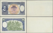 16 Banknotes Issue 1937-1942 10 2x 5-5.000 Francs