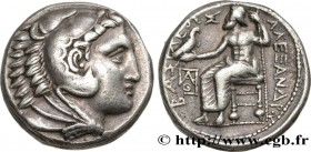 MACEDONIA - KINGDOM OF MACEDONIA - PHILIP III ARRHIDAEUS
