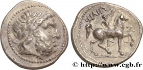 DANUBIAN CELTS - IMITATIONS OF THE TETRADRACHMS OF PHILIP II AND HIS SUCCESSORS