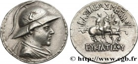 BACTRIA - BACTRIAN KINGDOM - EUCRATIDES I