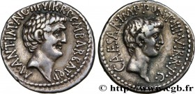 ANTONIUS and OCTAVIAN