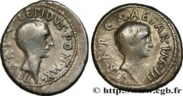 LEPIDUS AND OCTAVIAN