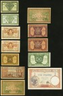More than a Dozen Notes from French Indochina. Fine or Better.   HID09801242017