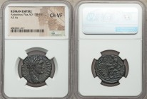 Antoninus Pius (AD 138-161). AE as (25mm, 11h). NGC Choice VF. Rome, AD 154-155. ANTONINVS AVG PI-VS P P TR P XVIII, laureate head of Antoninus Pius r...