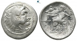 Central Europe. Imitating Philip III of Macedon 200-100 BC. Drachm AR