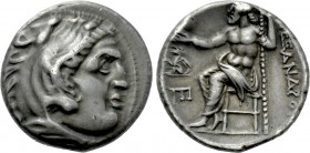 KINGS OF MACEDON. Alexander III 'the Great' (336-323 BC). Drachm. Teos.