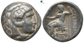 Eastern Europe. Imitations of Alexander III and his successors 300-100 BC. Tetradrachm AR