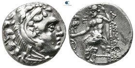 Eastern Europe. Imitations of Alexander III and his successors 300 BC. Drachm AR