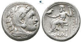 "Kings of Macedon. Magnesia ad Maeandrum. Alexander III ""the Great"" 336-323 BC. Drachm Æ"