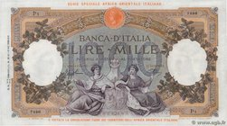 Country : ITALIAN EAST AFRICA 