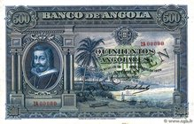 Country : ANGOLA 