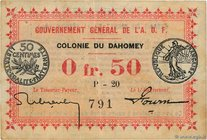 Country : DAHOMEY 