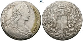 Colonial Africa. Rome mint. Vittorio Emanuele III (King of Italy) AD 1900-1946. Tallero AR
