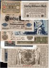 Germany Lot of Banknotes