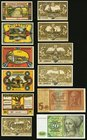 World (Austria and Germany) Mixed Lot of 16 Examples Very Fine-Extremely Fine.   HID09801242017