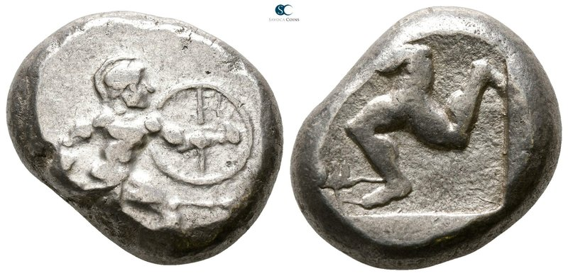 Pamphylia Aspendos Ar Stater - Den of Antiquity