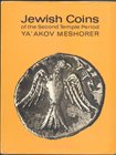 MESHORER Ya' Akov. Jewish coins of the Second temple period. Tel Aviv, 1967. Ril. editoriale, pp183, tavv. 32. Importante e raro.