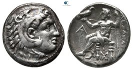 Kings of Macedon. Magnesia ad Maeandrum. Antigonos I Monophthalmos 320-301 BC. In the name and types of Alexander III. Struck circa 318-301 BC. Drachm...