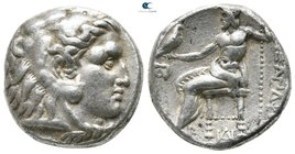 "Kings of Macedon. Sardeis. Alexander III ""the Great"" 336-323 BC. Struck circa 319-315 BC. Tetradrachm AR"