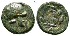 Thrace. Maroneia (as Agathokleia) after circa 290 BC. Bronze Æ